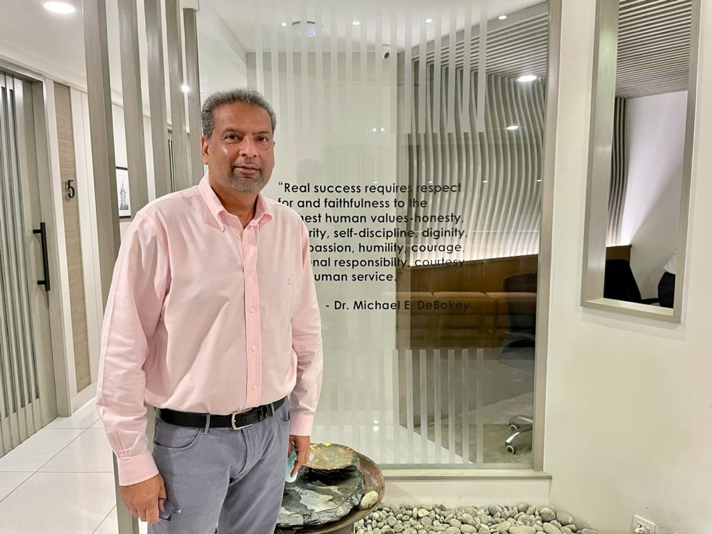 Mr. Hasnain Premjee